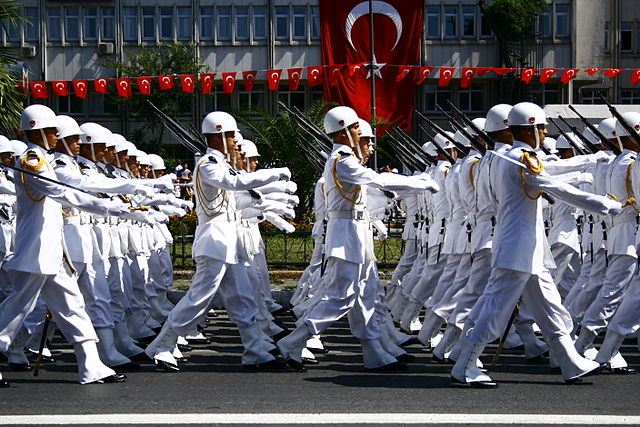 Turkey Coup - a military coup is underway in Turkey