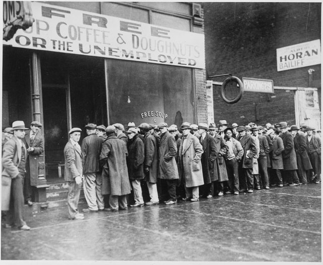 Will the economy collapse? Will we return to the days of the Great Depression?
