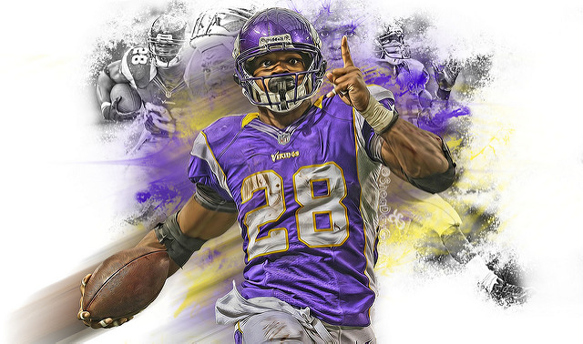 Adrian Peterson tore his Miniscus. His timetable to return is unknown. The Adrian Peterson Injury will test the Vikings, still adapting to losing star QB Teddy Bridgewater.