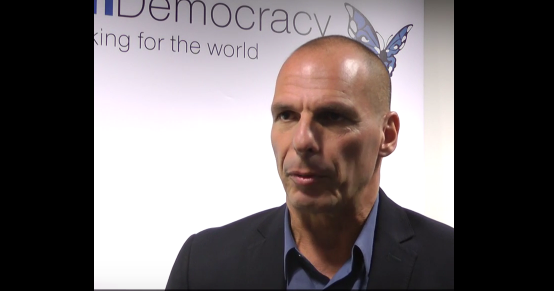 Yanis Varoufakis UK Brexit Negotiation Advice