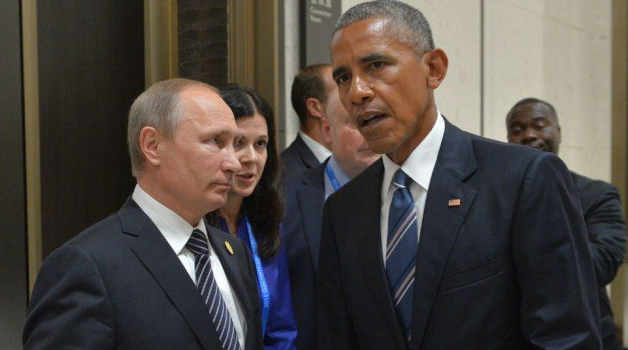 Obama Sanctions Russia - 35 Diplomats Expelled