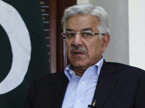 Pakistan Defence Minister Fake News Israel Nuclear Threat