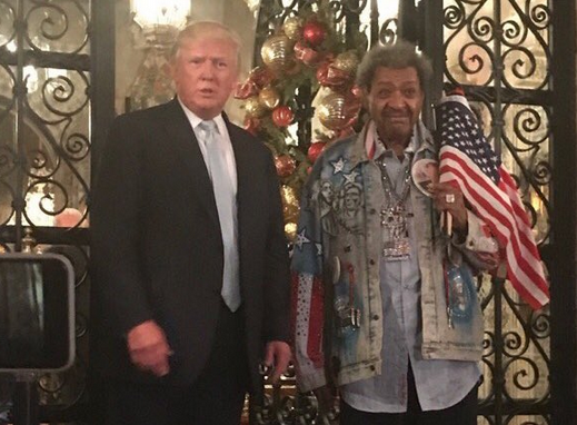 Trump Statement On Russian Hacking - Don King