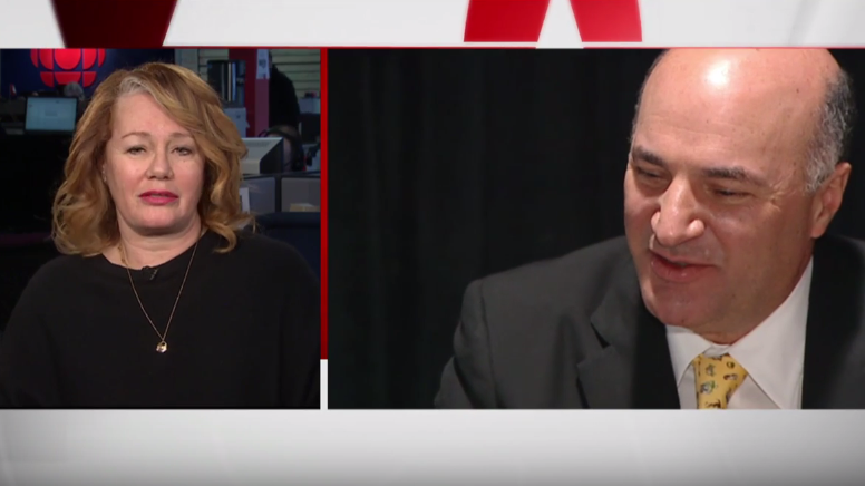 Arlene Dickinson Not A Fan Of Kevin O'Leary's Run For Conservative Leader