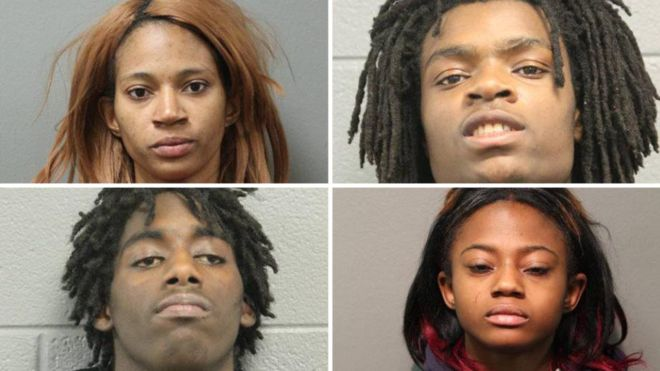 Chicago Kidnapping Assailants - hate crime