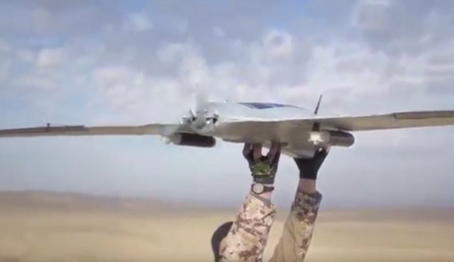ISIS Now Using Drones