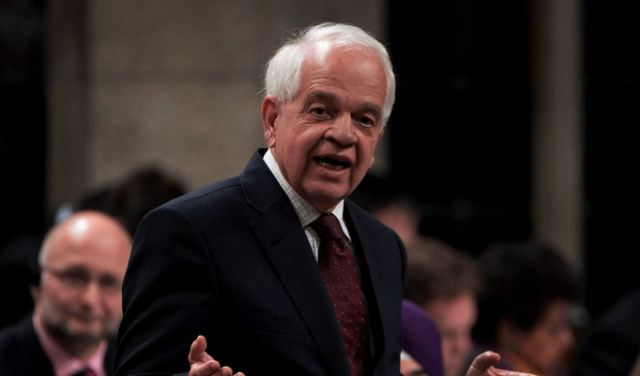 John McCallum Now Free To Sell Canada Out To China Full-Time