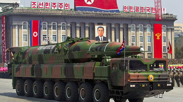 North Korea Moving Closer To ICBM Test