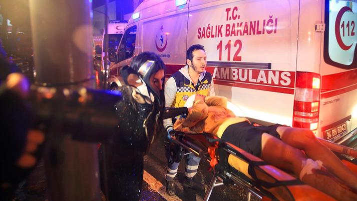 Reina Nightclub Attack - Istanbul Turkey - New Years Attack