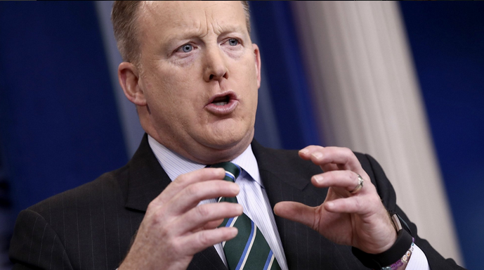 WATCH: Sean Spicer's Latest White House Press Briefing