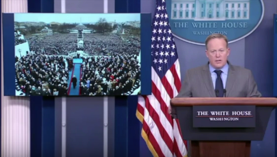 Sean Spicer White House Press Conference