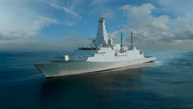 Canada's New Frigate Purchase Falling Apart