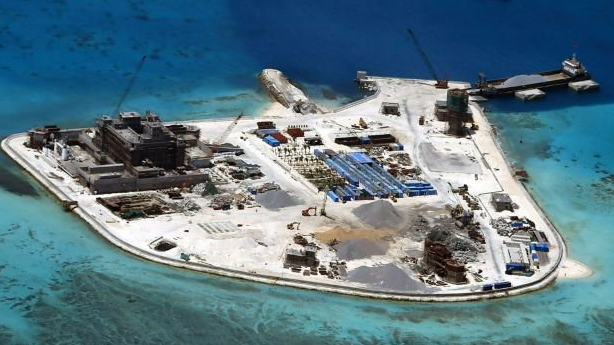 China Building Up Military Force In Disputed South China Sea
