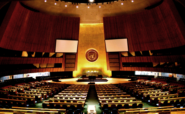 Disturbing: The Real Agenda Behind The United Nations Push Against Global Warming