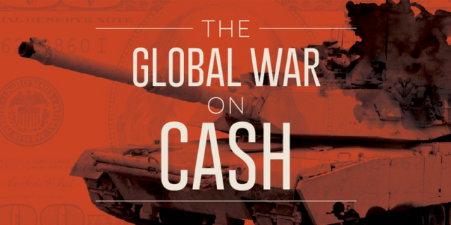 Infographic - The Globalist War On Cash