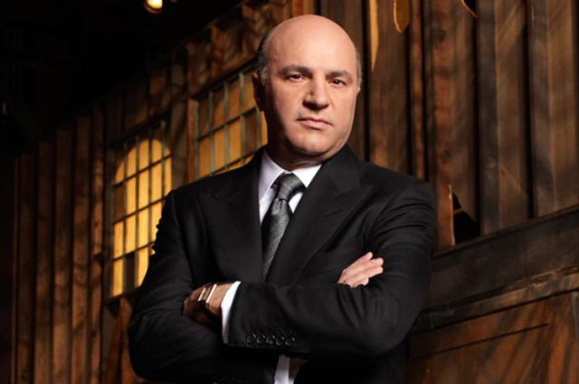 Kevin O'Leary #1 In Conservative Leadership Race