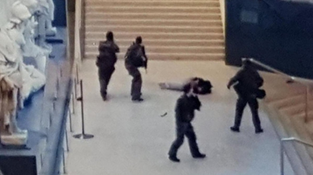 Louvre Attacker Came To Paris From United Arab Emirates On Tourist Visa