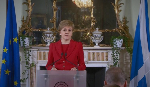 Scotland May Call Second Independence Referendum