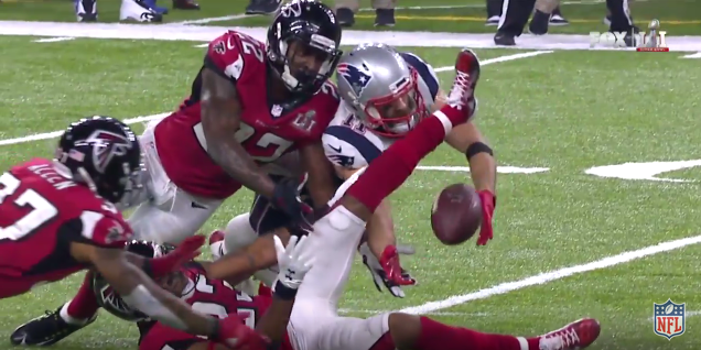 Watch - Patriots vs Falcons Superbowl Highlights