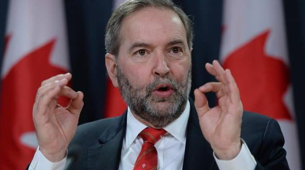 Will Mulcair Stay As NDP Leader