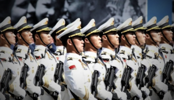 China Increasing Military Budget By 7%