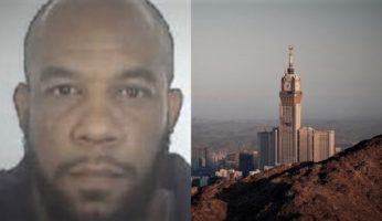 London Attacker Khalid Masood Spent Time In Saudi Arabia