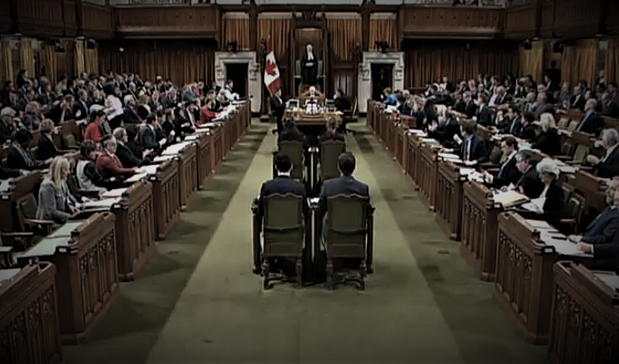 M-103 VOTING LIST - How MP's Voted On The Motion