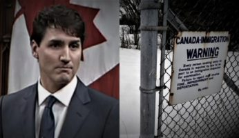 POLL - Canadians Oppose Trudeau's Handling Of Illegal Border Crossings