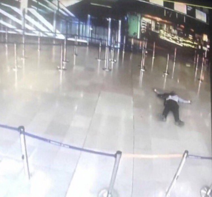 Paris-Orly Airport Attacker - Ziyed Ben Belgacem