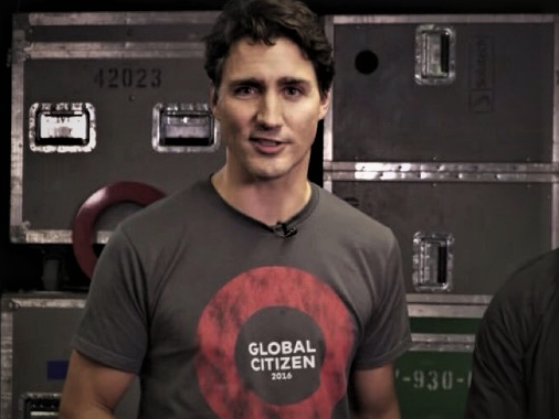 Trudeau Global Citizen