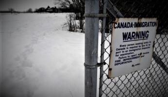 Trudeau Government Losing Track Of Illegal Border Crossing Numbers