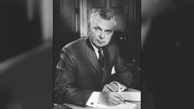 Trudeau Government Scraps Diefenbaker Award