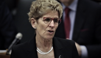 WYNNE LOSING - Ontario Liberals Face Historic Defeat