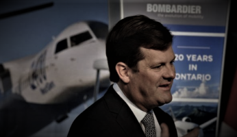 FAIL - Bailed-Out Bombardier Tries To Defend Outrageous Bonuses