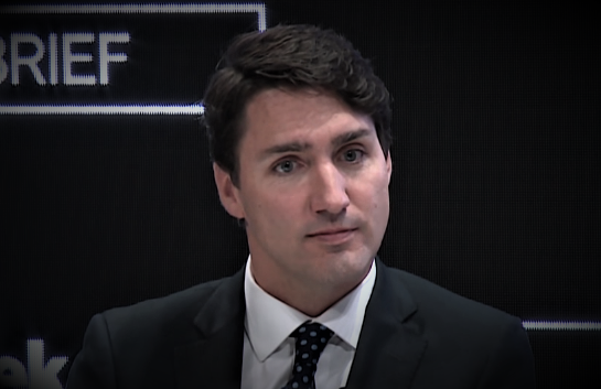 Trudeau Doubles Down On Globalism
