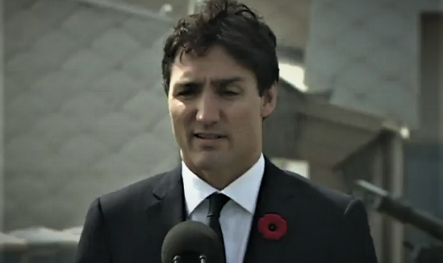 Trudeau Goes Blank For TEN SECONDS On North Korea