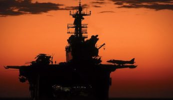 US Sends Carrier Strike Group Toward North Korea