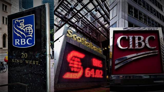 ALL Of Canada's Big Banks Have Credit Ratings Cut