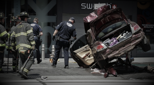 Canadian Woman In Very Critical Condition After Times Square Attack