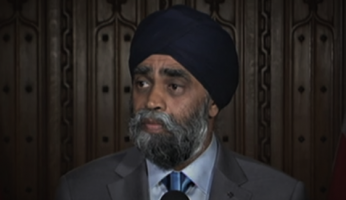 Conservatives To Introduce Non-Confidence Motion On Harjit Sajjan