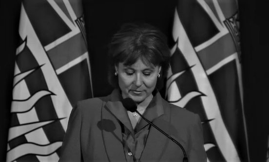 Defeat Of BC Liberals Holds Warnings For Conservatives & Trudeau