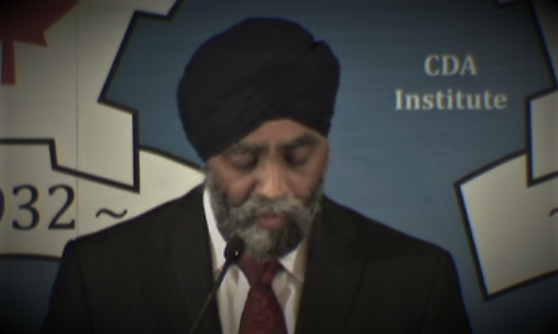Trudeau Liberal Government Won't Even Ask Why Sajjan Lied