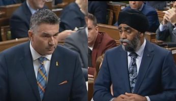 Lying Sajjan Ripped By Opposition In Question Period