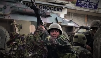 Philippines Fighting Courageous Battle Against ISIS