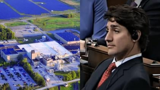 TRUDEAU ECONOMY - Brockville Loses 500 Manufacturing Jobs To West Virginia