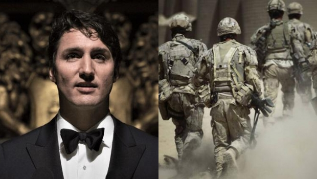 Trudeau Must Say No To Slaughterhouse Mali Peacekeeping Mission