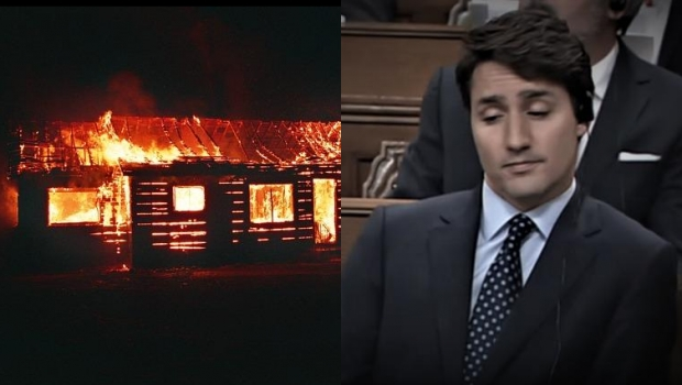 While Trudeau Gives Billions In Foreign Aid, 53 Reserves Lack Real Fire Protection
