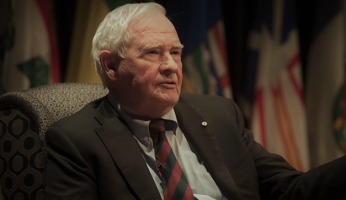 David Johnston Gets Re-Educated By The Thought Police