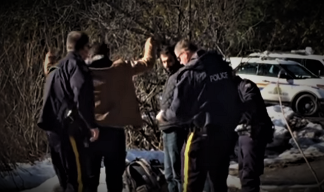 Extreme Anti-Border Activists Condemn Montreal Police For Enforcing Laws