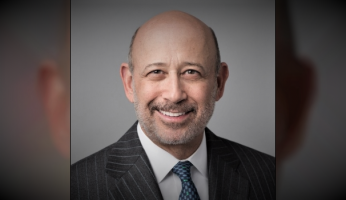 Goldman Sachs Tweet - Lloyd Blankfein - Paris Climate Accord
